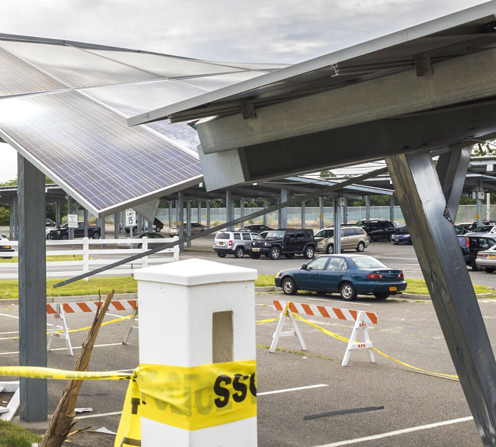 We Finally Finished The Rv Carport: Solar Support Systems & Shade Canopies For