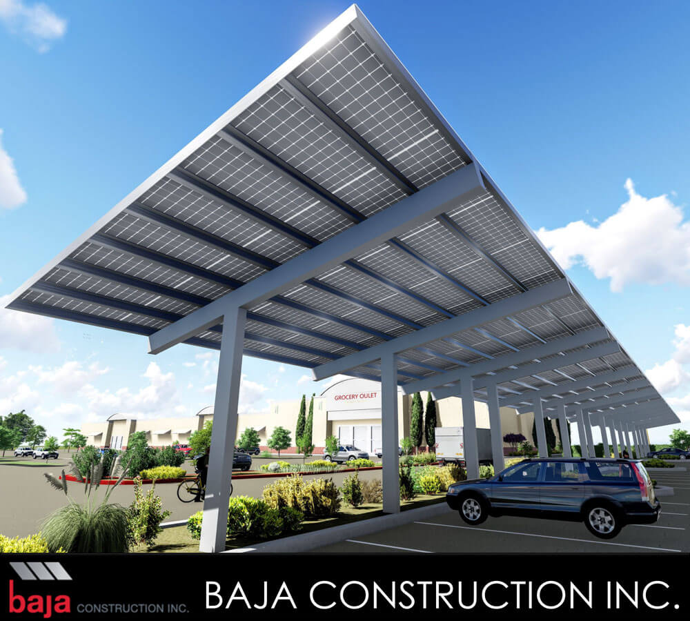 Home Design Engineer: Solar Support Systems & Shade Canopies For