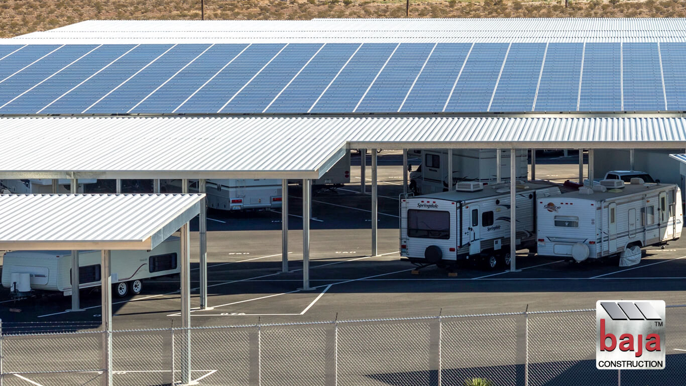 love's in las vegas makes a second revenue income from covered solar carports