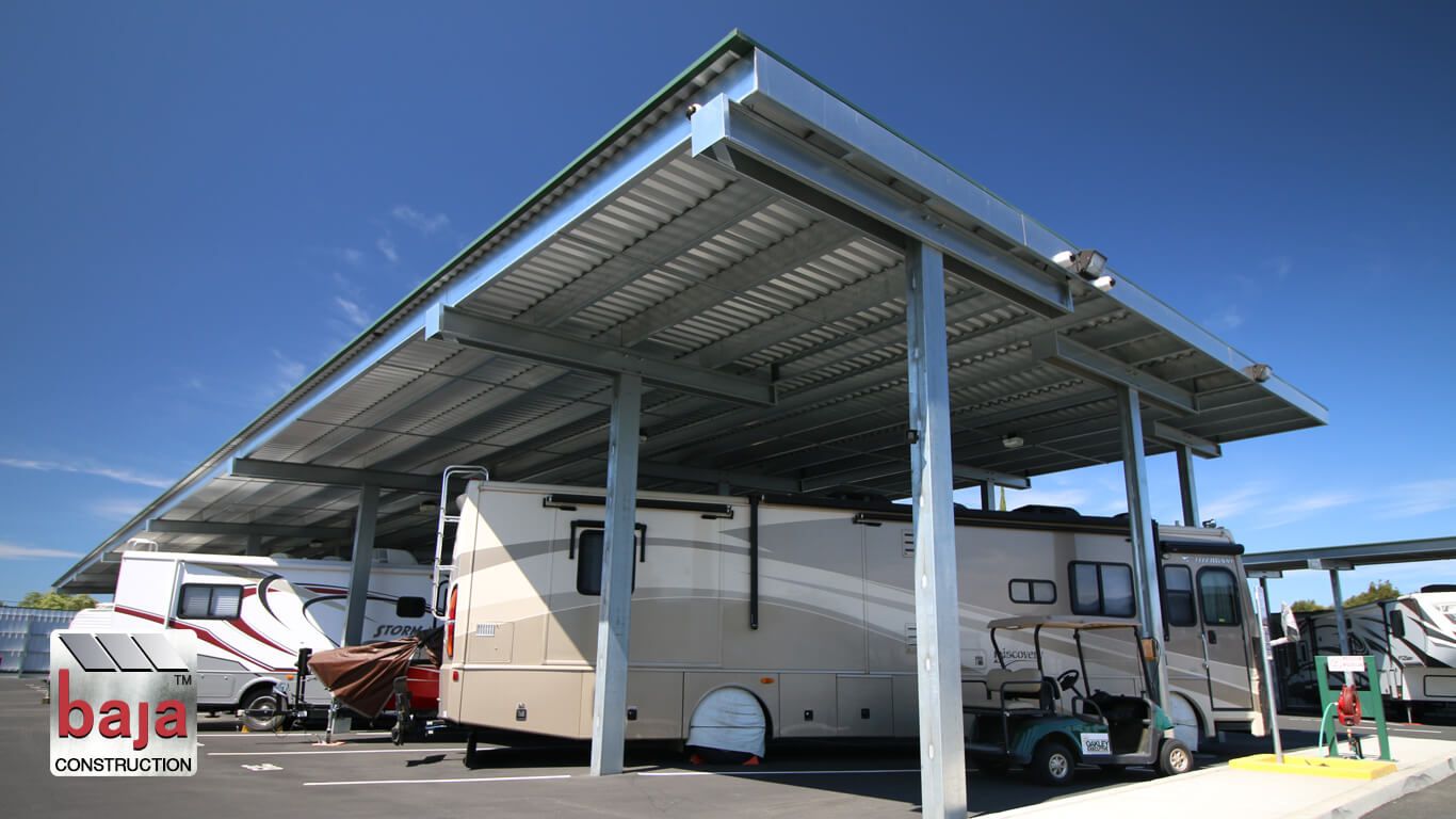 angle parking is key to sucessful rv and boat storage business