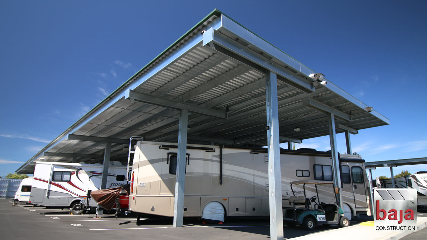 just off hwy 4 in oakley is class a rv and boat storage