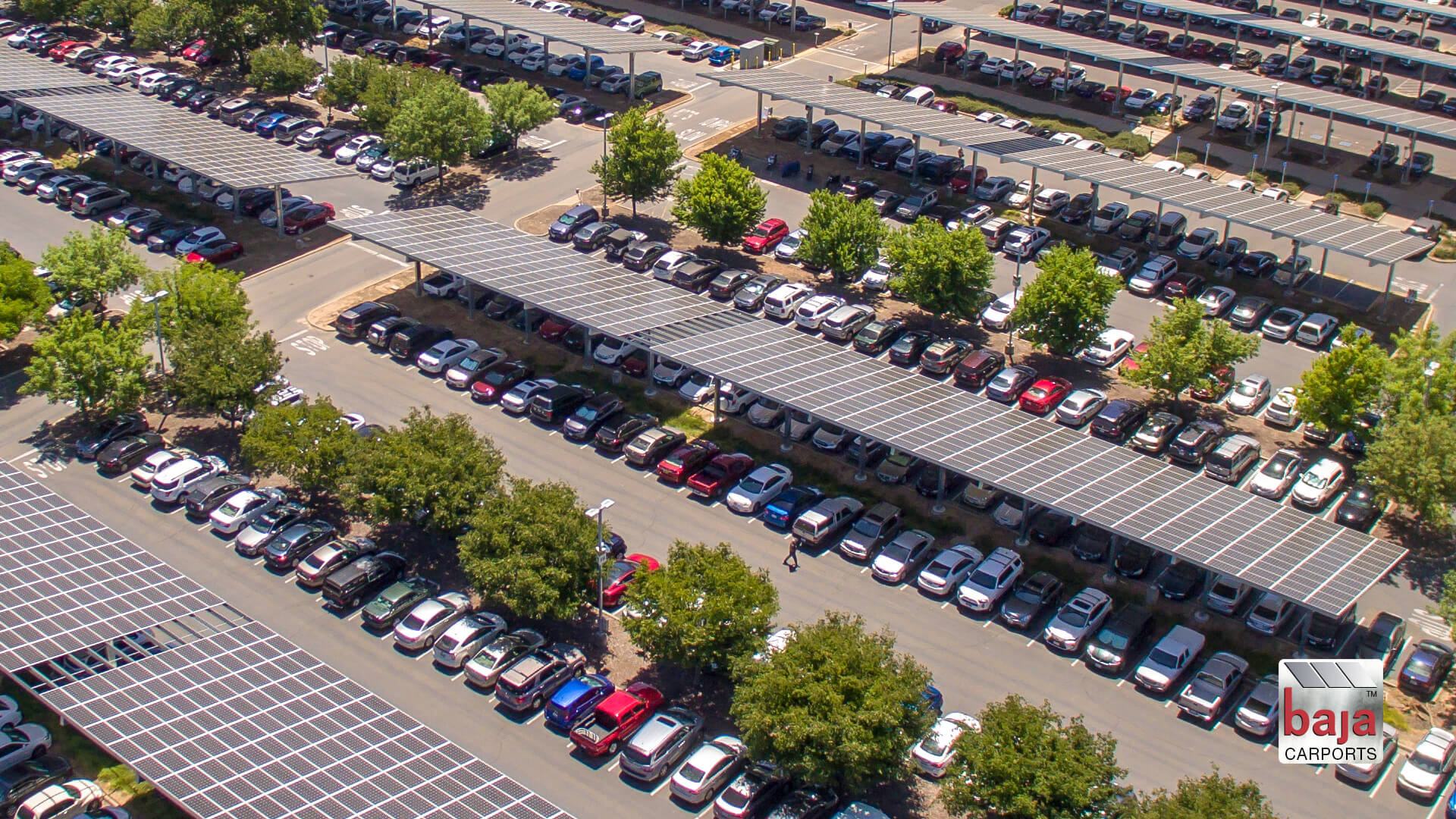 massive solar carport installation by baja carports photo is state of california franchise tax board