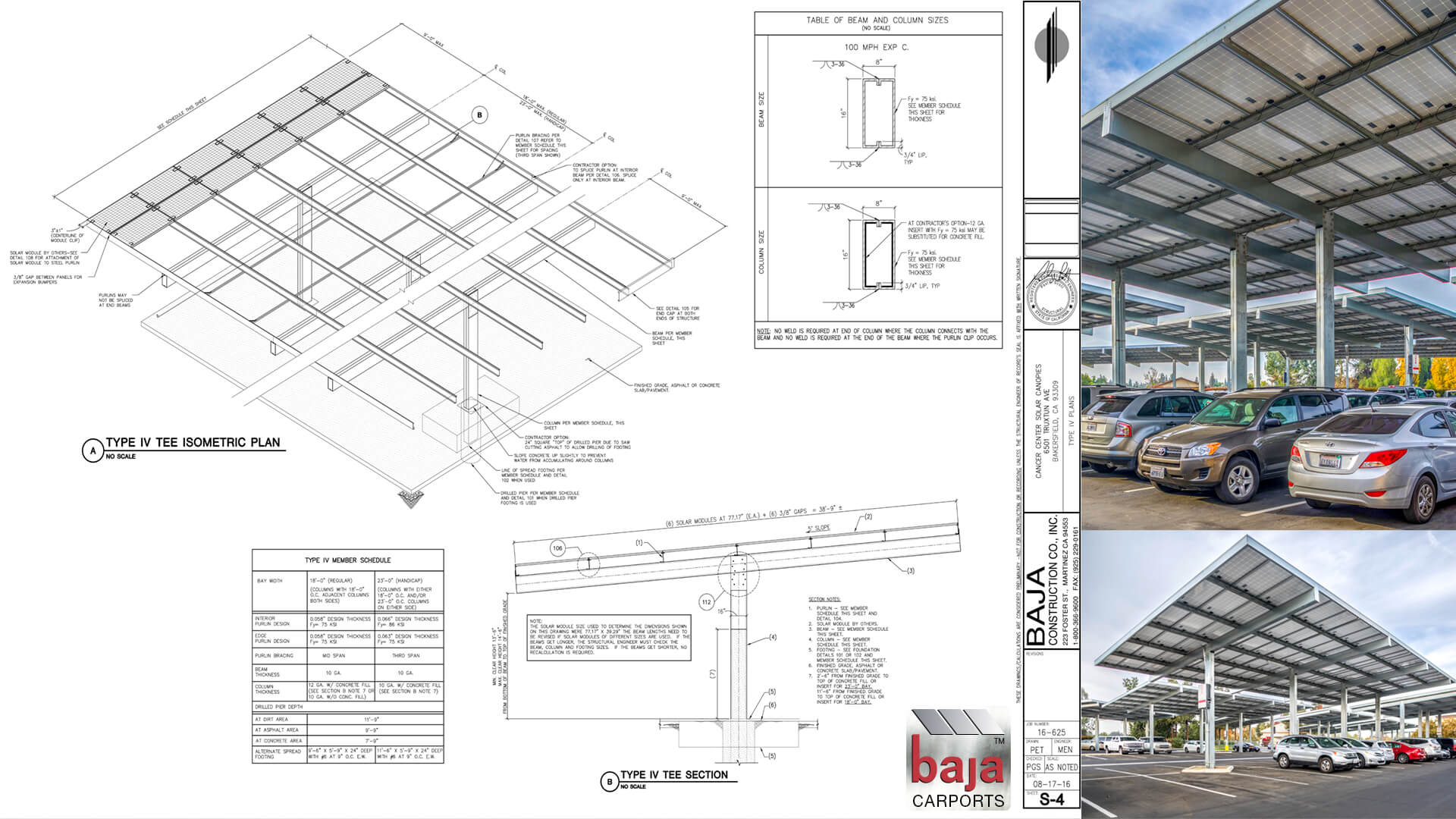 In-House Design & Engineering - Baja Carports | Solar ... on