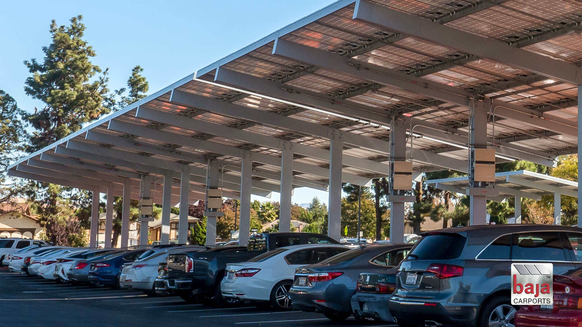 baja carports is helping schools become their own power production plant