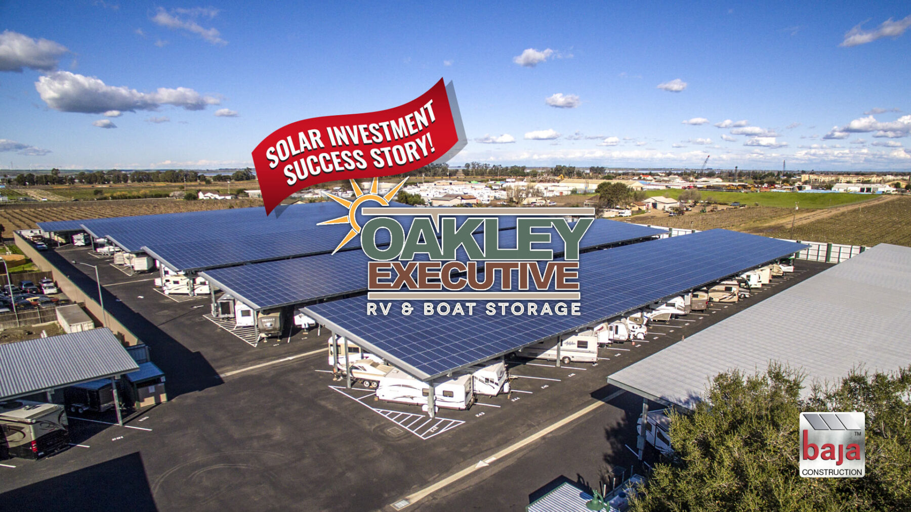 solar success story oakley executive rv and boat