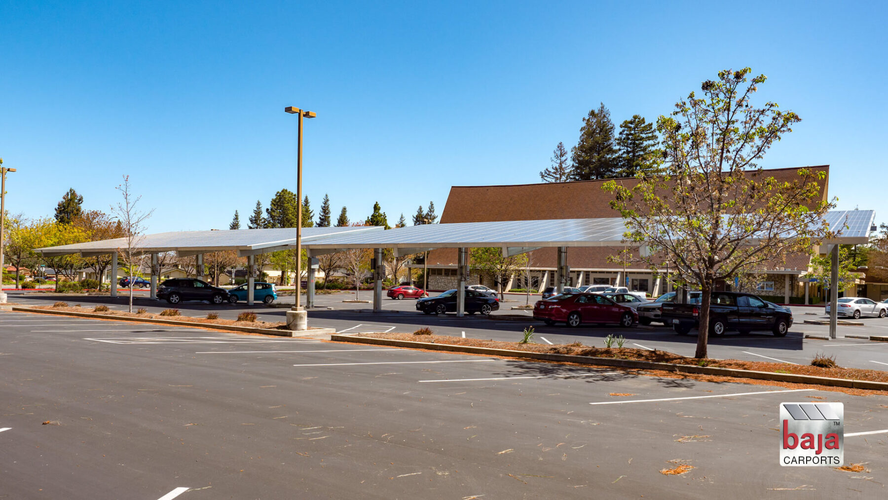 sunnyvale church installs solar carports
