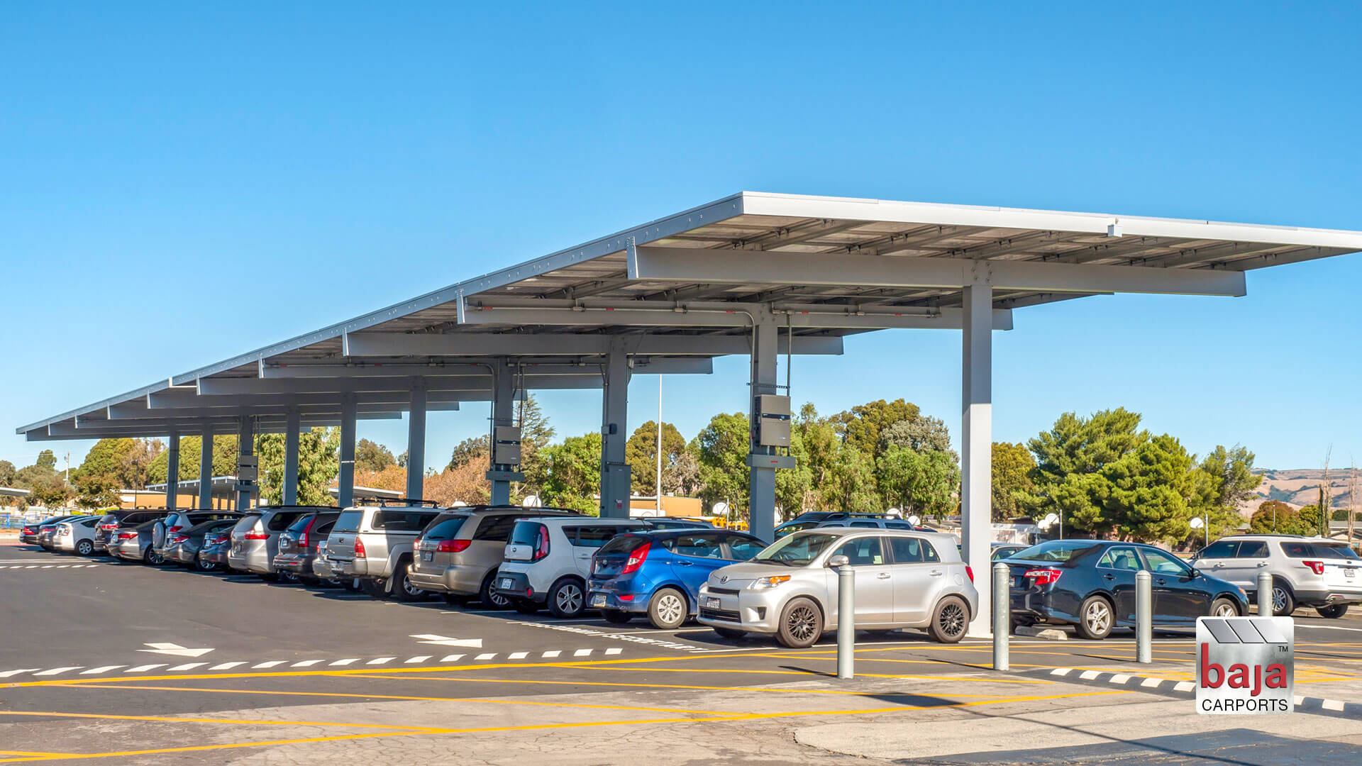 school parking goes solar at alvarado middle school union city