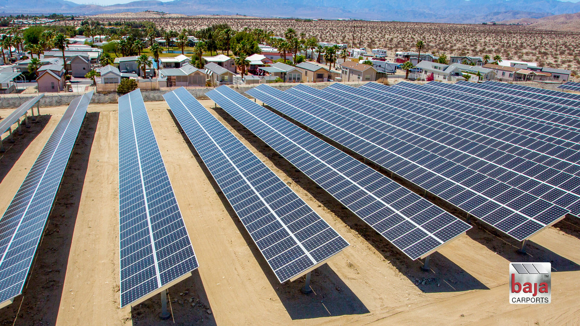 solar ground mount farm in caliente springs by baja carports